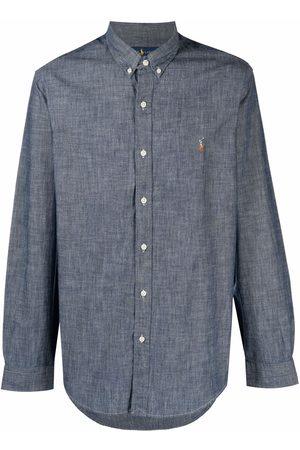 Polo Ralph Lauren Men Denim - Logo denim shirt