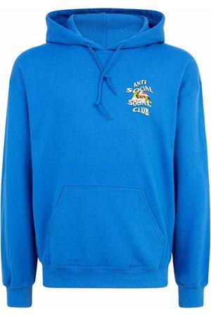 ANTI SOCIAL SOCIAL CLUB Men Long sleeves - Maryland long-sleeve hoodie