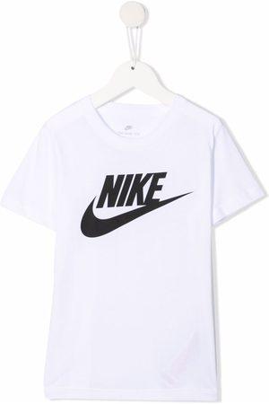 Nike Boys T-shirts - Logo print T-shirt