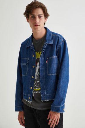 Levi's Half All Denim Trucker Jacket