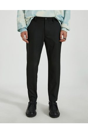 Pull&Bear Balloon fit pants in