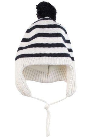 Jacadi Striped Beanie - 47 (9 months) - - Baby beanies