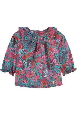 Jacadi Multicolor Beaute Blouse - 6 Months - - Blouses