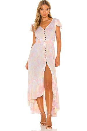 TIARE HAWAII New Moon Maxi Dress in .