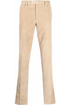 Boglioli Straight Leg Corduroy Chinos