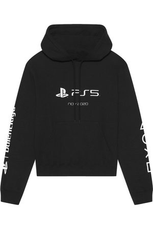 Balenciaga Playstation™ Fitted Hoodie In