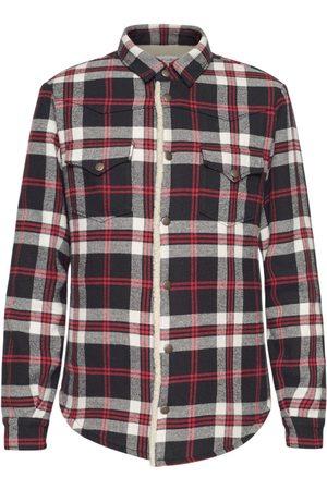 Saint Laurent Check Oversize Western Shirt