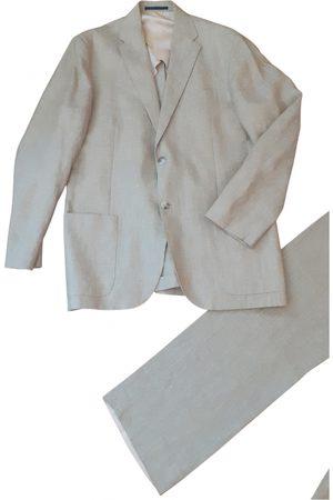 corneliani Linen suit