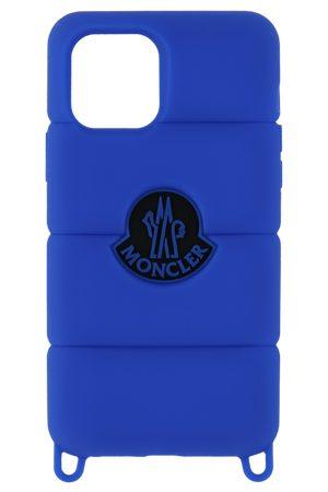 Moncler Men Phones Cases - Logo phone case CADET U