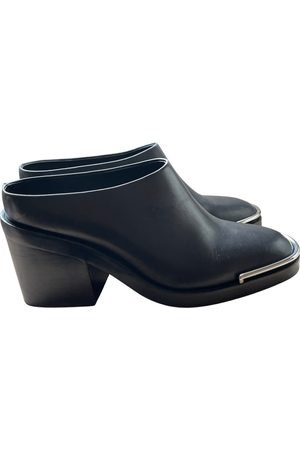 Alexander Wang Leather mules & clogs