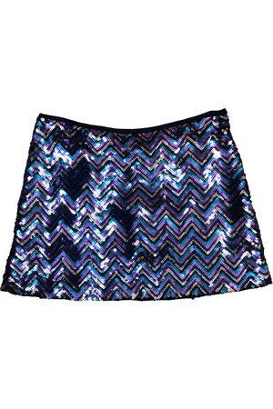 Relish Glitter mini skirt
