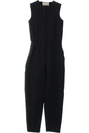 Acne Studios Women Jumpsuits - Wool jumpsuit