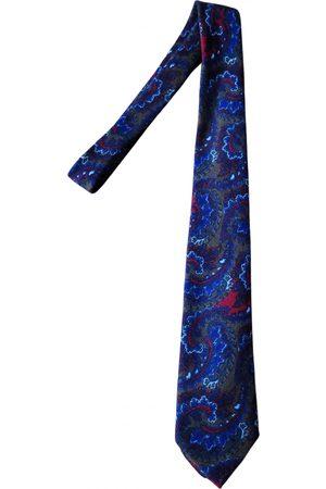 Kenzo Wool tie
