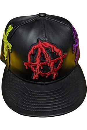 JEREMY SCOTT Leather hat