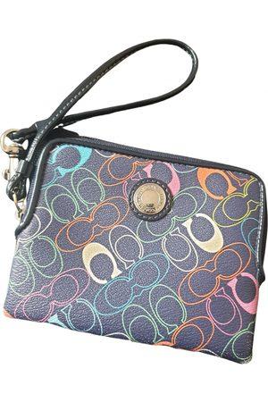 Coach Women Clutches - Leather clutch bag