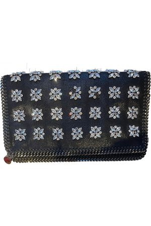 Stella McCartney Women Clutches - Falabella vegan leather clutch bag