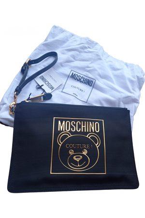 Moschino Cloth clutch bag