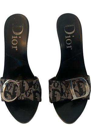 Dior Women Mules - Cloth mules