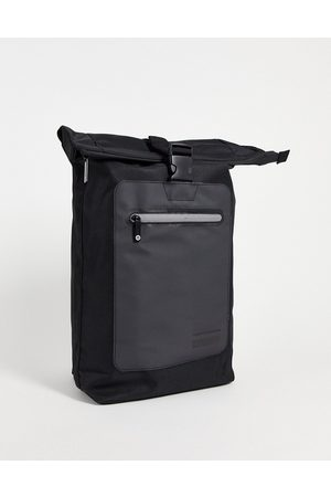 Ben Sherman Roll top backpack in