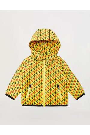 FERRARI STORE Infant jacket with all-over Prancing Horse print