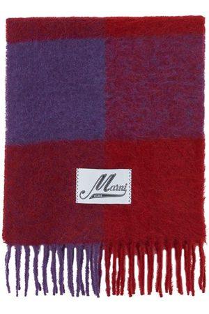 Marni Checked scarf