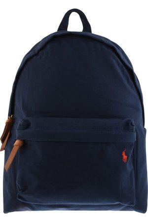 Ralph Lauren Canvas Backpack Navy