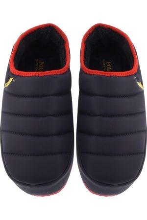 Ralph Lauren Maxson Slippers Navy