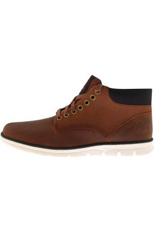 Timberland Men Lace-up Boots - Bradstreet Chukka Shoes