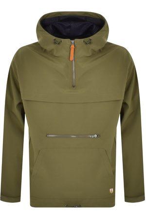 Armor Lux Men Rainwear - Technical Smock Jacket In