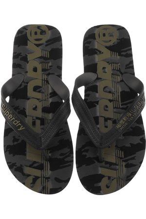 Superdry Men Flip Flops - Scuba Camo Flip Flops