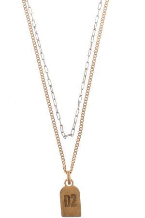 Dsquared2 Men Necklaces - Two Chain Necklace