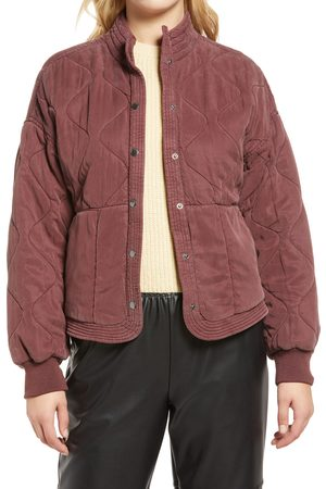 BLANK NYC Women's Quilted Jacket