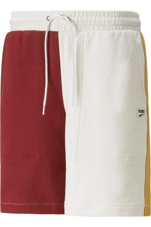PUMA Men's Downtown Cotton Sweat Shorts