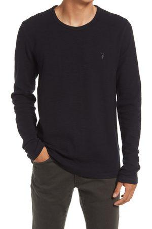AllSaints Men's Gavin Cotton Long Sleeve T-Shirt