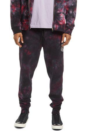 Cult Of Individuality Men's Tie Dye Zip Pocket Sweatpants