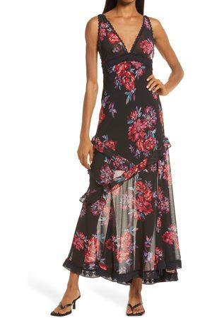 Free People Women's Stay Awhile Sleeveless Maxi Dress