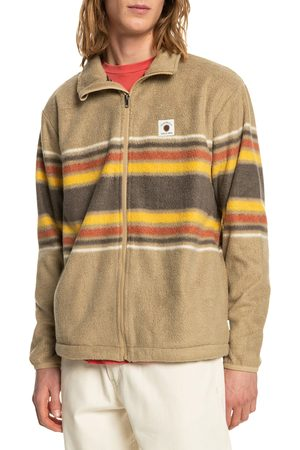 Quiksilver Men's Clean Coasts Full Zip Fleece Jacket