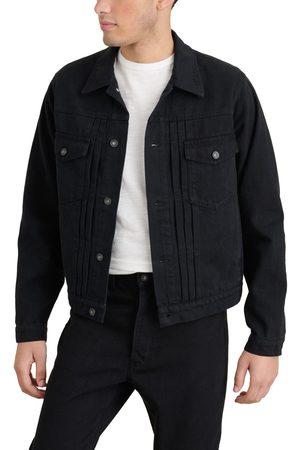 ALEX MILL Men's Upcycled Denim Jacket