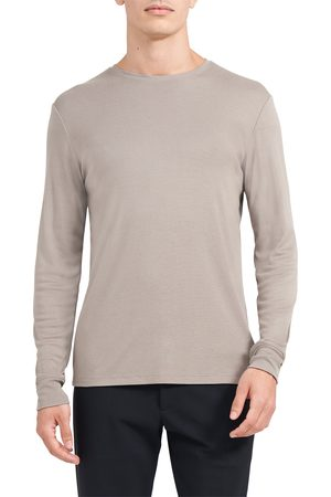 THEORY Men's Essential Anemone Long Sleeve T-Shirt