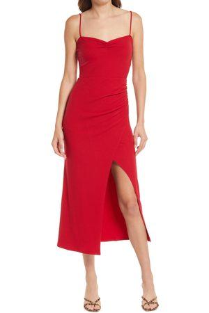 Reformation Women's Formosa Sleeveless Rib Dress