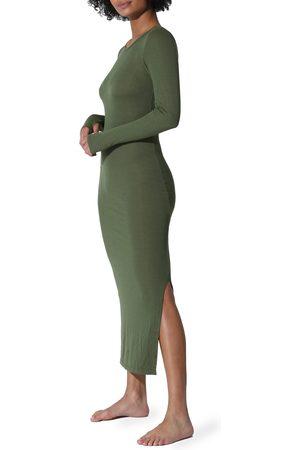 Electric & Rose Women's Robyn Long Sleeve Body-Con Dress