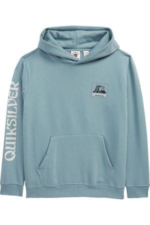 Quiksilver Boy's Kids' Return To The Sea Graphic Hoodie