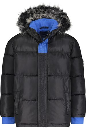 Andy & Evan Boys Jackets - Boy's Kids' Nordic Hooded Coat