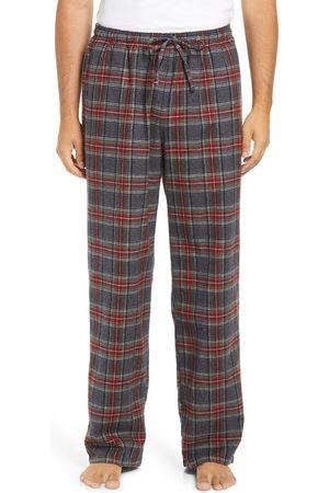 L.L.BEAN Men's Scotch Plaid Flannel Pajama Pants