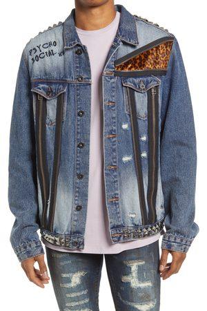 Cult Of Individuality Men's Paz Type Ii Denim Jacket