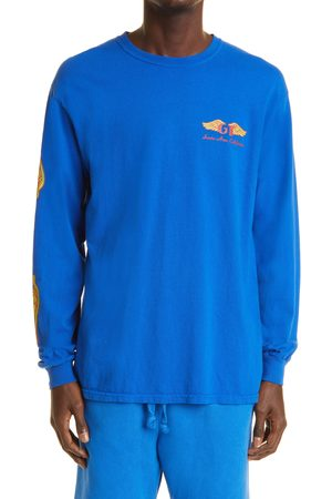 OUR LEGENDS Men's Gt Bmx Wings Long Sleeve Graphic Tee