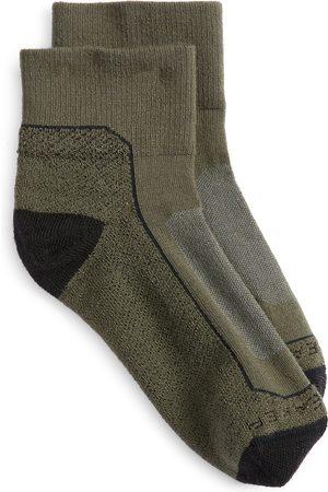 Icebreaker Men's Run+ Ultralight Mini Ankle Socks
