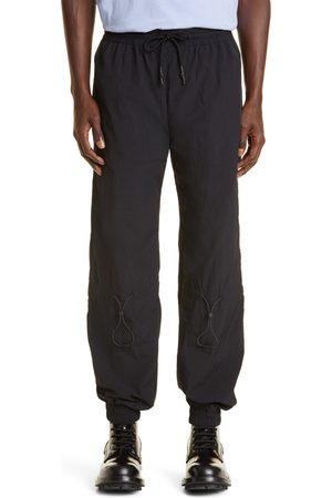 McQ Men's Br7 Drawstring Nylon Track Pants