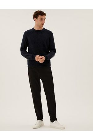 Marks & Spencer Tapered Fit Stretch Jeans