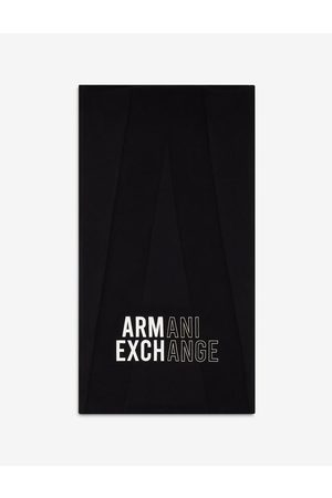 ARMANI EXCHANGE Scarf Cotton